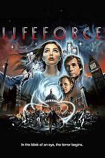 LIFEFORCE (1985) DVD SCI-FI SPACE VAMPIRES