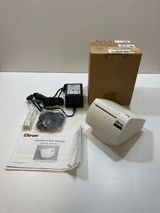 Brand New Boxed Rare Eltron Companion Barcode Thermal Lable Printer 230v