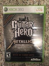 Xbox 360 Guitar Hero: Metallica Video Game