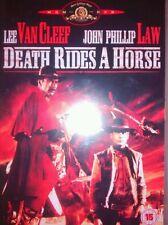 DEATH RIDES A HORSE DVD LEE VAN CLEEF  ORIG.
