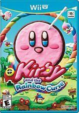 Kirby & The Rainbow Curse (Nintendo Wii U) NEW