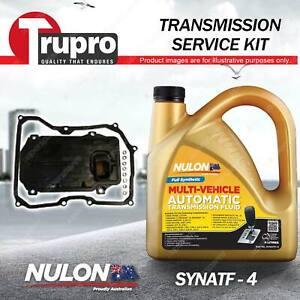 SYNATF Transmission Oil + Filter Service Kit for Volkswagen Touareg 7P 2010-ON