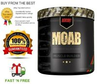 REDCON1 MOAB HMB PROMOTE STRENGTH & LEAN MUSCLE GAINS + FREE SAMPLE