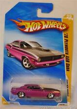1970 Plymouth AAR Cuda 1/64 Scale diecast from the 2009 New Models by Hot Wheels