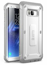 Samsung Galaxy S8 Dual Layer Military Tough Anti Drop Cover All Round Protector