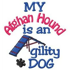 My Afghan Hound is An Agility Dog Short-Sleeved T-Shirt - Dc1778L Size S - Xxl