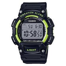 Casio W736H-3AV, Digital Watch, Countdown Timer, Stopwatch, Vibrating Alarm