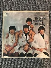 The Beatles Lp Yesterday And Today 1967 Original First Press   Rare