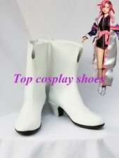 Anime Gundam Seed Cosplay Lacus Clyne Cosplay Boots Shoes
