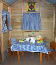 The Essential Pack - Cubby House Curtains and more
