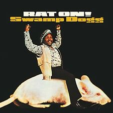 SWAMP DOGG -Rat On! -1971 SOUTHERN SOUL CLASSIC- W NEW LINERS RED VINYL