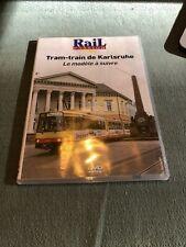 Dvd Rail passion vidéo - train - Tram Train Karlsruhe -   D1