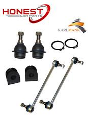 Pour Ford Transit MK7 06-14 Front Lower Wishbone Bras balljoints, Liens & bushs