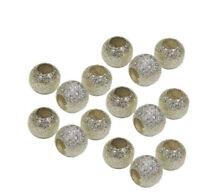 10 Metallperlen Spacer Rondell Stardust 10mm Zwischenperlen Schmuck BEST M160