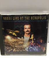 Yanni Live at the Acropolis CD Royal Philharmonic Orchestra