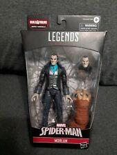 Marvel Legends Morlun Action figure BAF Build A Armadillo Spider Man Wave INHAND