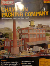 Walthers Cornerstone HO #3048 Champion Packing Plant