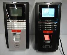 Brand new F20 Fingerprint Access control door attendance Clock Employee Network