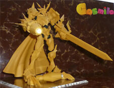 DIY Handmade Digimon Adventure Digital Monsters Omegamon Omnimon Model Display