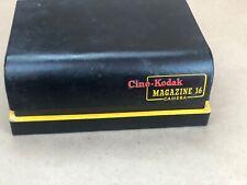 Working Cine-Kodak Magazine 16 Camera w/Box-CLEAN/NICE!!!