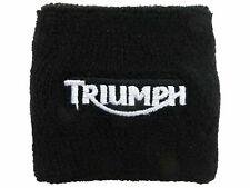 Xmas gift stocking filler Triumph motorbike rider hobby wrist sweatband gift
