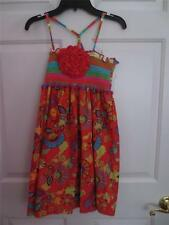 Bonnie Jean  Girl Size Size 12 Multi Colored Dress NWT