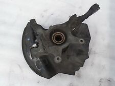 IM611254 00-06 BMW X5 DRIVER SIDE FRONT RIGHT SPINDLE/KNUCKLE OEM
