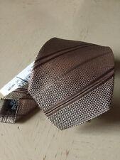 New $160 Armani Collezioni Neck Tie Made in Italy