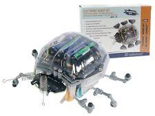 ELENCO 21-885 LADYBUG DIY ROBOT KIT (requires soldering) ages 13+ -SPECIALLLLLLL