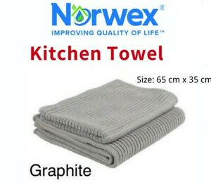 Norwex Kitchen Towel 65cm x 35cm cleaning surface super soft absorbent fast dry