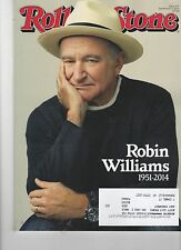 ROLLING STONE Magazine - Issue 1217  - Sept 11, 2014 - ROBIN WILLIAMS COVER
