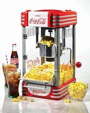 Nostalgia Electrics Coca Cola Series RKP630COKE Kettle Popcorn Maker Kitchen