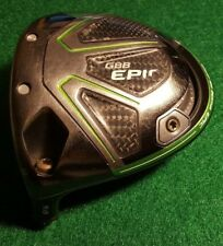 Callaway Gbb Epic 9.0* Mens Left Handed Driver Head Only! Good!