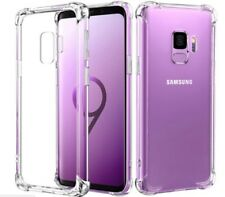 FUNDA gel tpu para SAMSUNG GALAXY S9 PLUS TRANPARENTE ANTI GOLPE