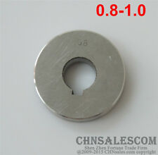 "Wire Feed Drive Roller V Groove 0.8mm-1.0mm 0.030""-0.040""  MIG MAG Li TW"