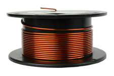 TEMCo Magnet Wire 14 AWG Gauge Enameled Copper 2oz 10ft 200C Coil Winding