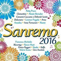 SANREMO 2016 - CD nuovo sigillato [cd04]
