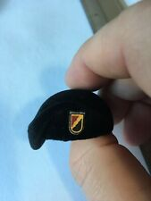 1/6 Scale Sideshow GI Joe Baret Hat Black