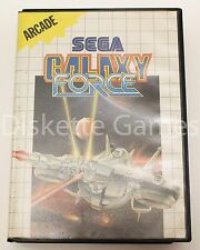 GALAXY FORCE - MASTER SYSTEM 2 - PAL ESPAÑA - SEGA II