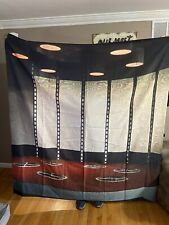 Rare Star Trek The Original Series Transporter Room Shower Curtain