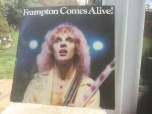 Frampton Comes Alive ! Gatefold Double LP