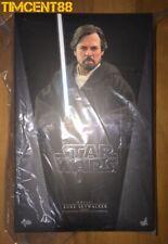 Ready! Hot Toys MMS507 Star Wars The Last Jedi Luke Skywalker (Crait) 1/6 Figure