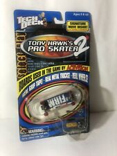 Tech Deck Tony Hawk Pro Skater 2 Edition Can't Stop The Firm RARE Vintage VTG