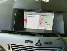 VAUXHALL ASTRA H CD70 NAVI SAT NAV CAR RADIO CD PLAYER & CID DISPLAY GPS