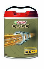 Castrol EDGE 5W30 A3 B4 Engine Oil 20L 3383344