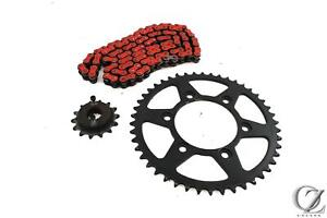 02 Ducati Monster 620 M620 620IE Chain and Sprockets