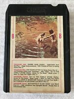 WOODSTOCK MUSIC FROM THE ORIGINAL SOUNDTRACK PART 2 (8 TRACK TAPE, TESTED)