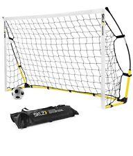 SKLZ Quickster Pop-Up, Quick Set Up  Soccer Goal, 6' x 4'   New*