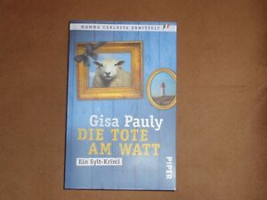 Gisa Pauly: Die Tote am Watt (Taschenbuch, 24. Auflage 2020)