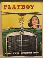 Playboy - June, 1960 *VERY GOOD CONDITION * FREE SHIPPING USA